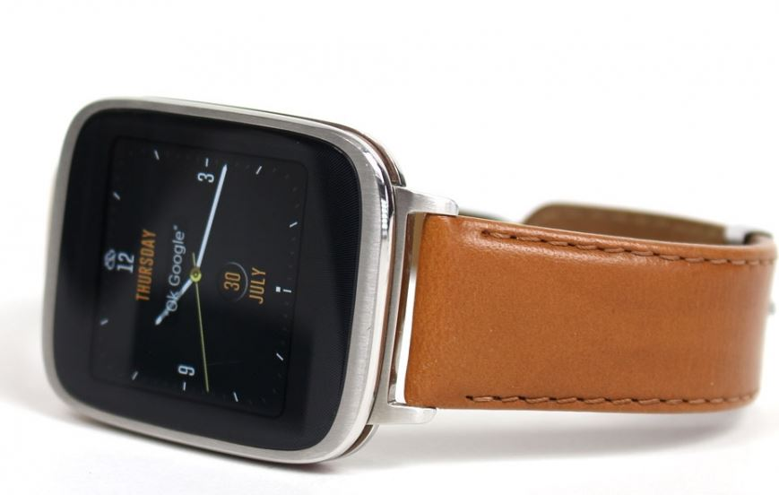 Asus ZenWatch: обзор, тесты, характеристики, цена