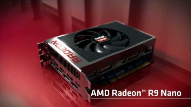 Появилась дата релиза Radeon R9 Nano
