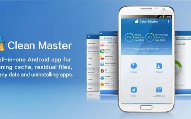Инструкция Clean Master для андроид