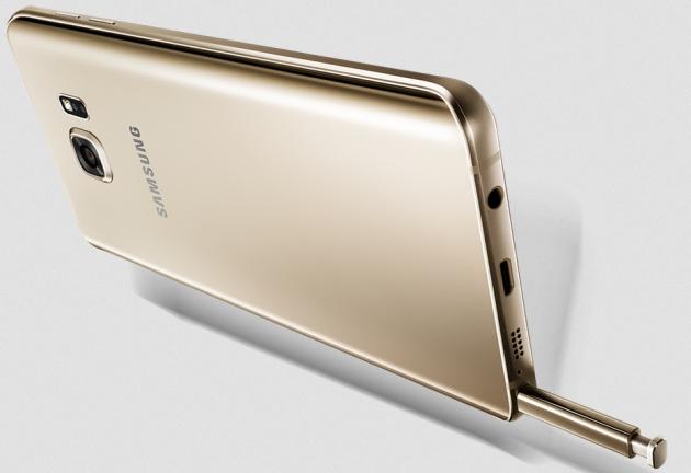 Краш-тесты Samsung Galaxy Note 5