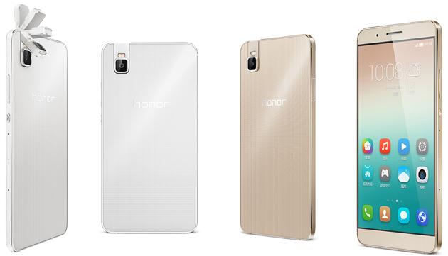 Предварительный обзор Huawei Honor 7i