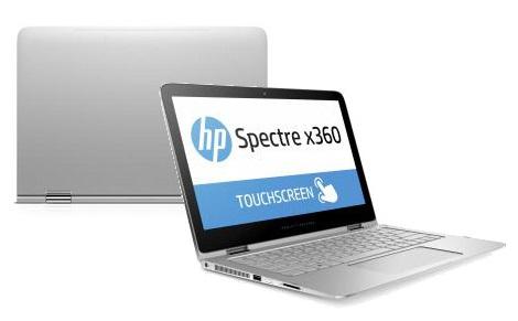 HP Spectre x360: ультрабук с процессором Skylake