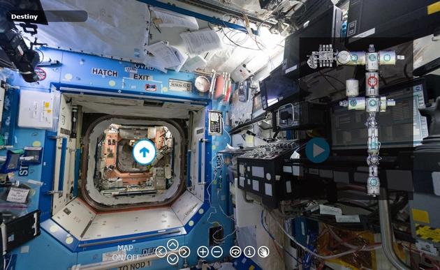 По Международной космической станции может пройтись каждый желающий