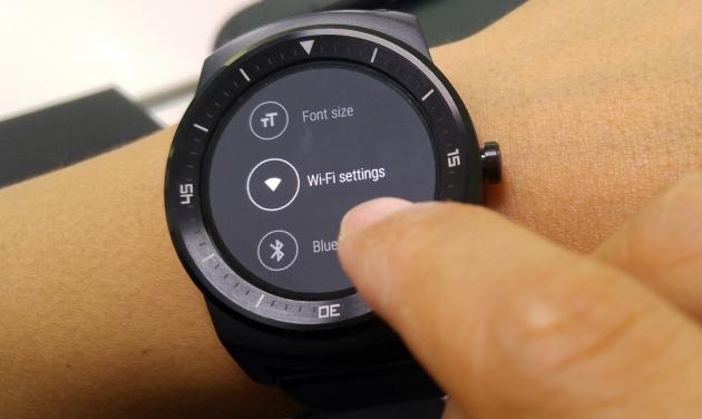 LG объявила о крупном обновлении SmartWatch