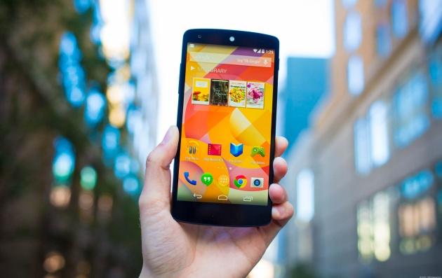 LG Nexus 5 могут показать в сентябре