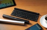 LG Rolly Keyboard - гибкая клавиутара для смартфона и планшета