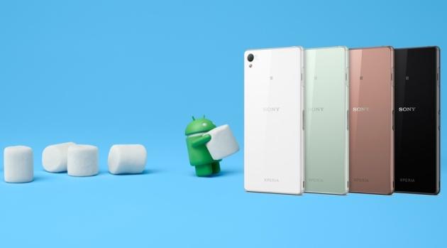 Список смартфонов Sony Xperia, которые получат Android 6.0