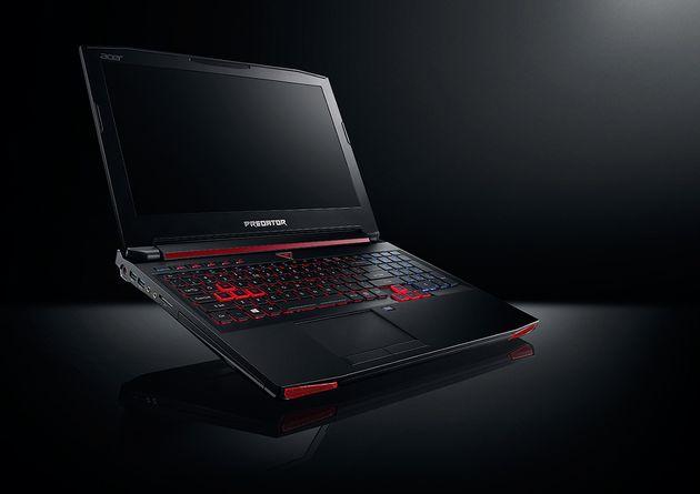 Acer Predator 15 \ 17 - два новых ноутбука для геймеров