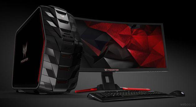 Acer Predator G3 и G6: ПК для настоящих игроков