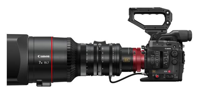 Canon готовит камеры на 8К разрешение и зеркалки на 120 мп