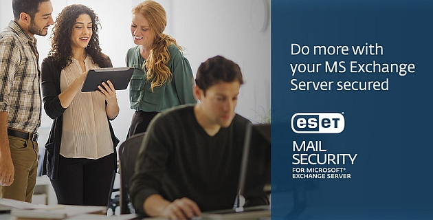Новая версия защиты ESET Mail Security для серверов