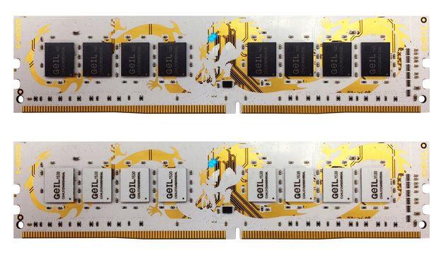 GeiL Dragon DDR 4: память для энтузиастов