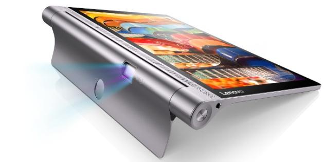 Технические характеристики Lenovo Yoga Tablet 3 Pro и официальная презентация
