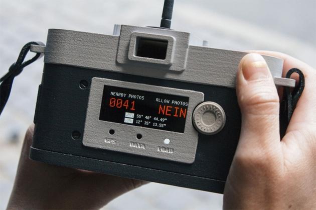 Фотоаппарат, который сам решает, что снимать