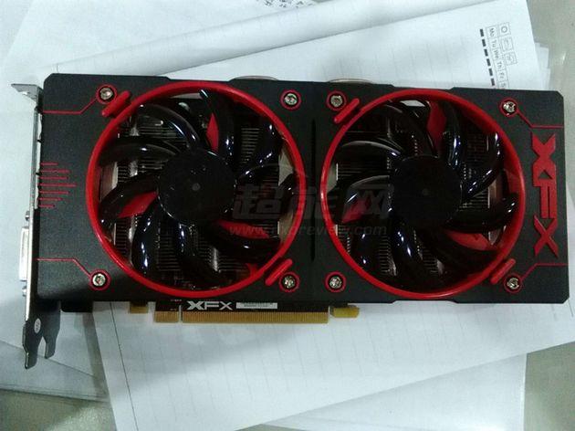 AMD готовит Radeon R9380x – первая видеокарта с XFX