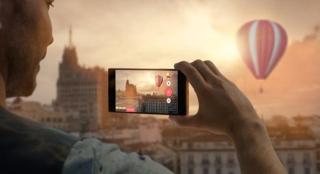 Xperia Z5 Premium имеет мощную систему охлаждения (фото)