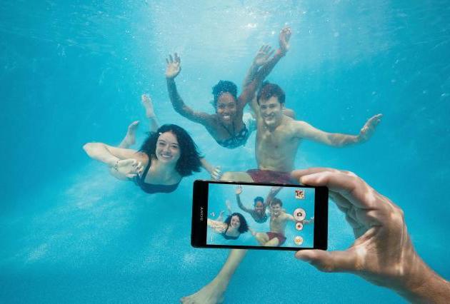 Sony предупреждает владельцев Xperia о водонепроницаемости
