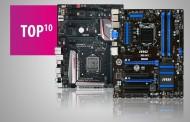 Лучшие материнские платы 2015 для Intel процессоров