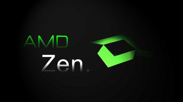 Процессоры нового поколения AMD Zen выйдут в марте