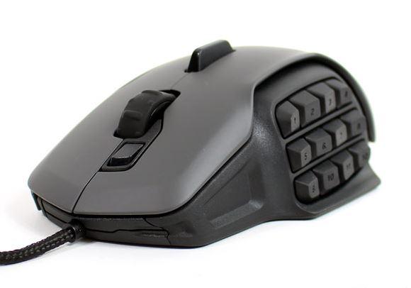 Обзор мыши Roccat Nyth - трансформер для игр