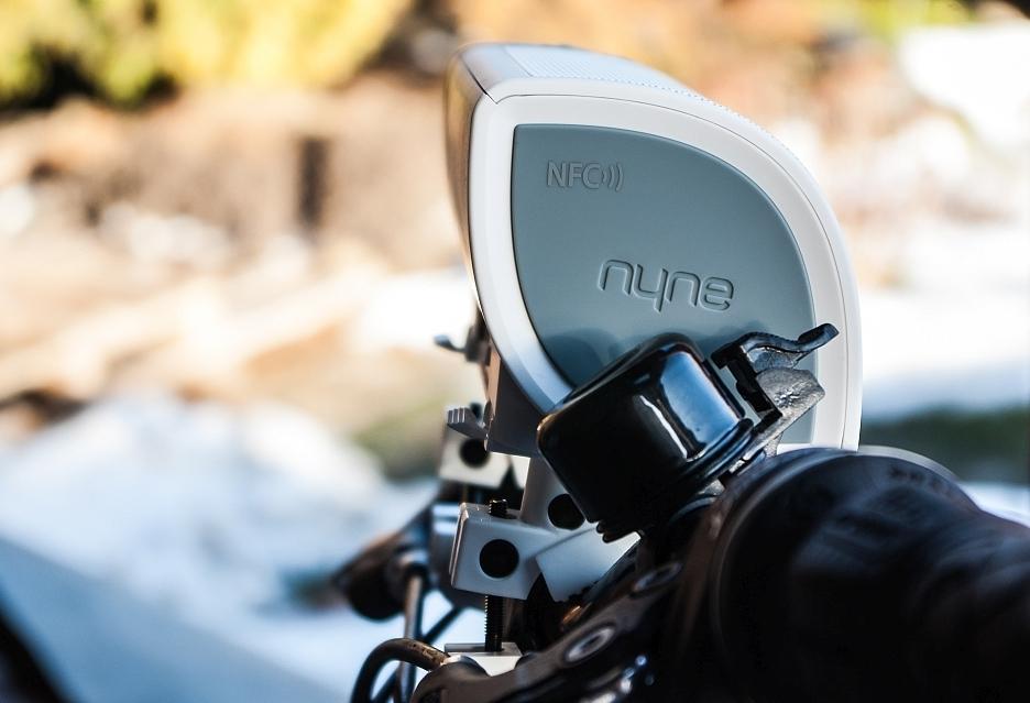 Nyne Cruiser – внешний динамик для велосипеда