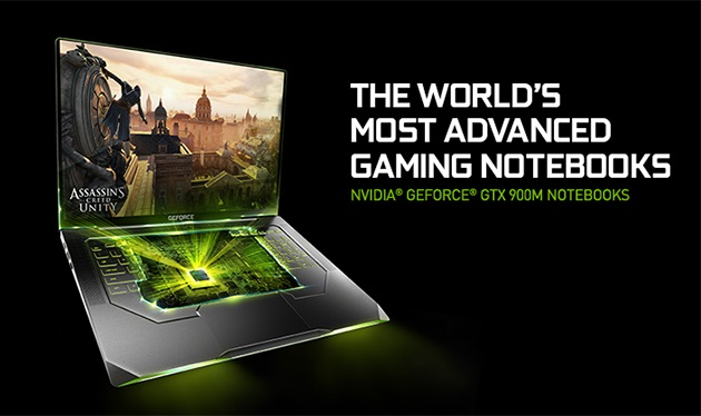 Nvidia готовит запуск мобильных видеокарт GeForce GTX 970MX и GTX 980MX