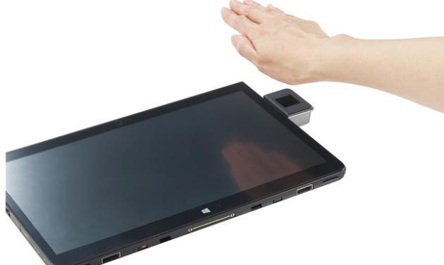 Fujitsu выпустит планшет, который можно разблокировать венами