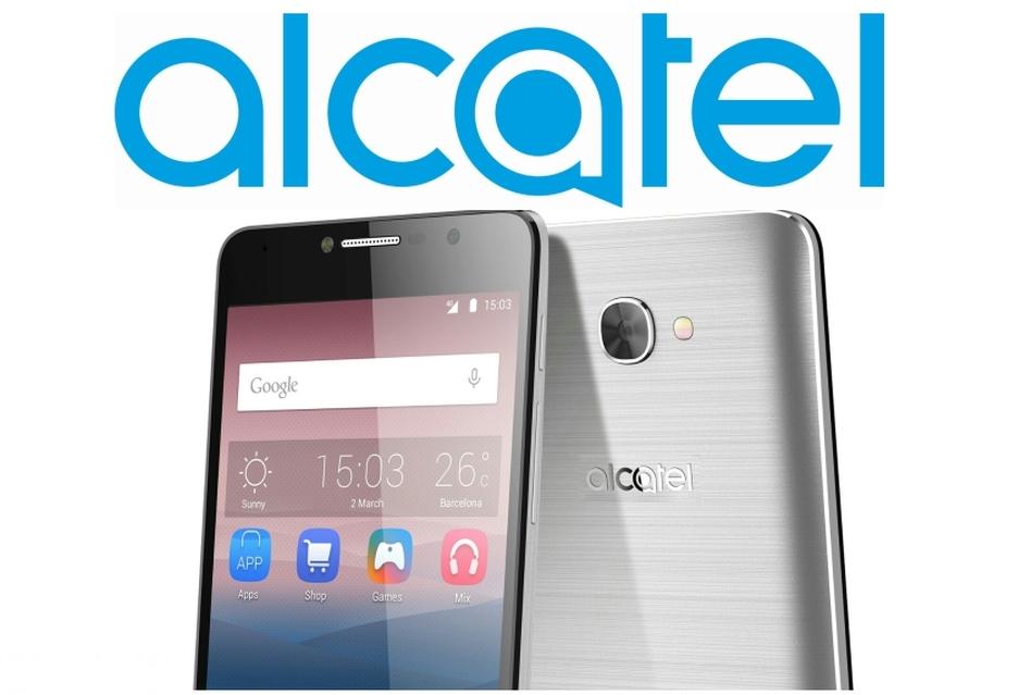 Alcatel представила серию смартфонов POP на MWC 2016