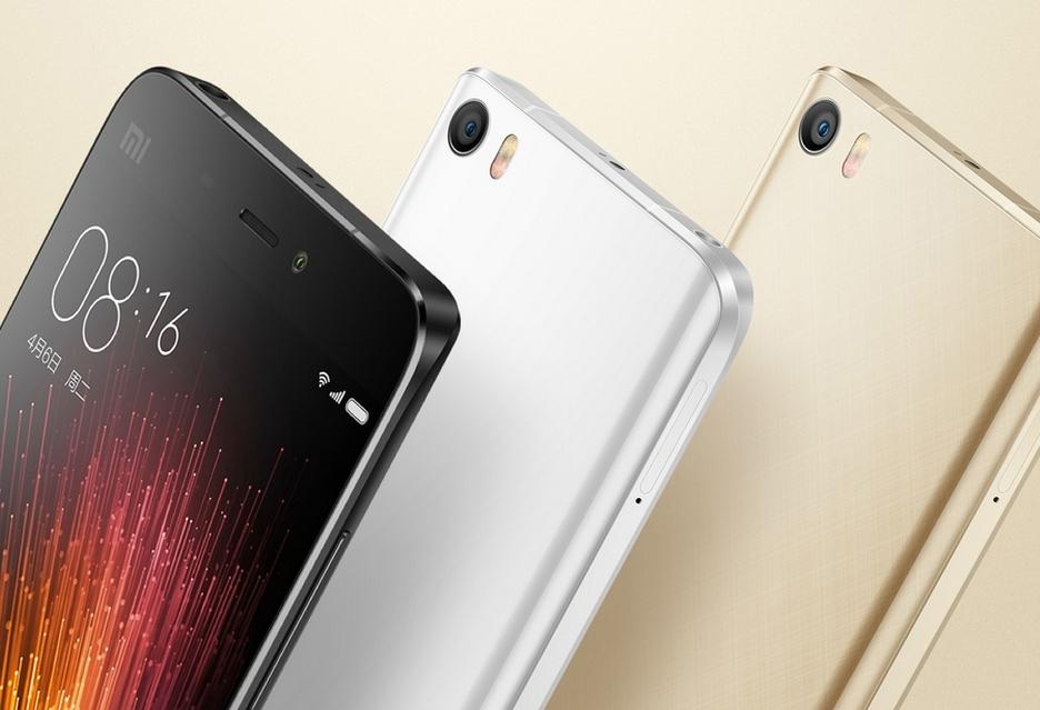 Xiaomi Mi 5 - мощный флагман от китайского производителя