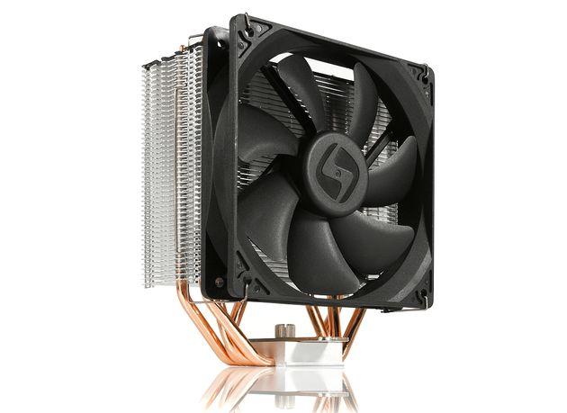 Sigma Pro 120 - бюджетное охлаждение для процессора