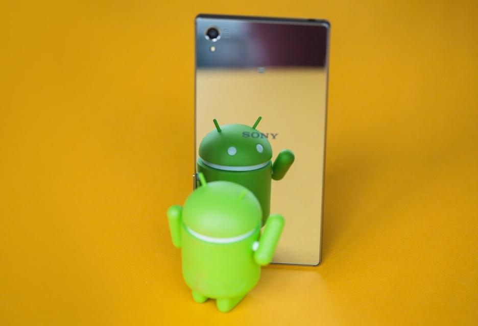 Sony запускает обновление Android 6.0 для Xperia Z