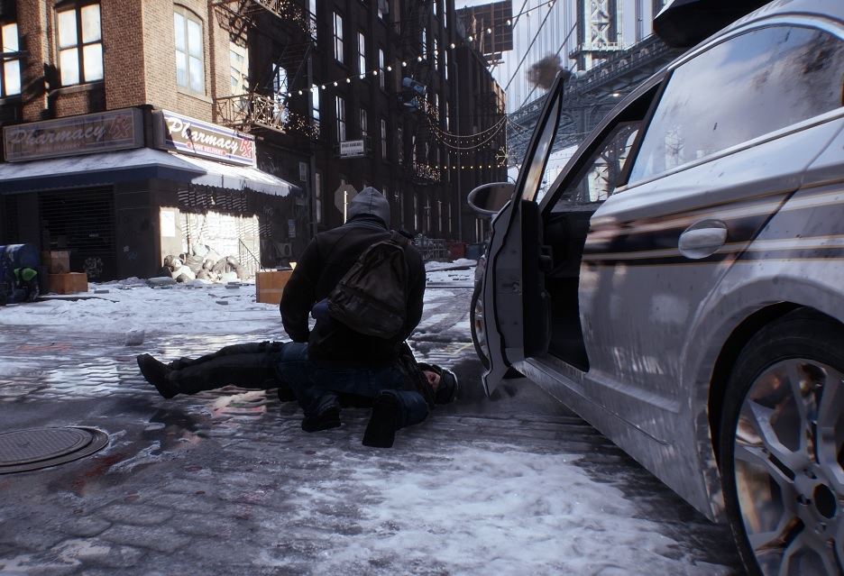 Тесты графики Tom Clancy's The Division с видеокартами AMD и Nvidia