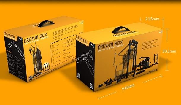 Aerocool DreamBox – компьютерный корпус «сделай сам»