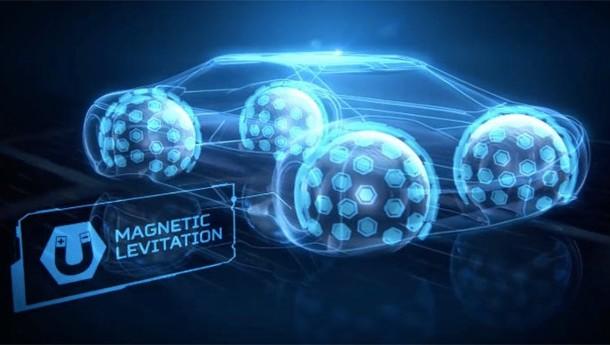 Goodyear представили сферические шины будущего