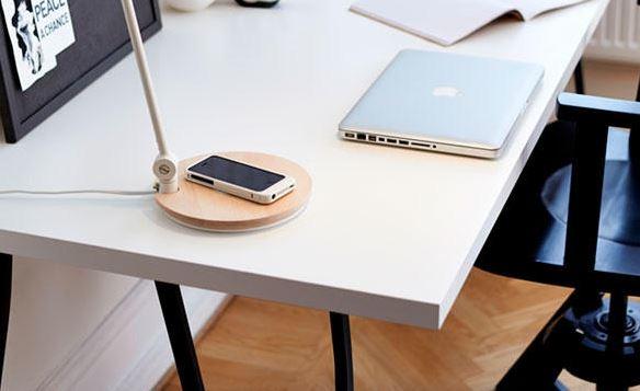 IKEA представили свои беспроводные зарядки для смартфонов