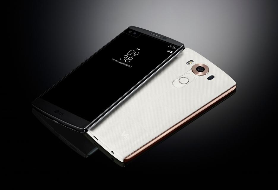 LG V10 получил обновление Android 6.0