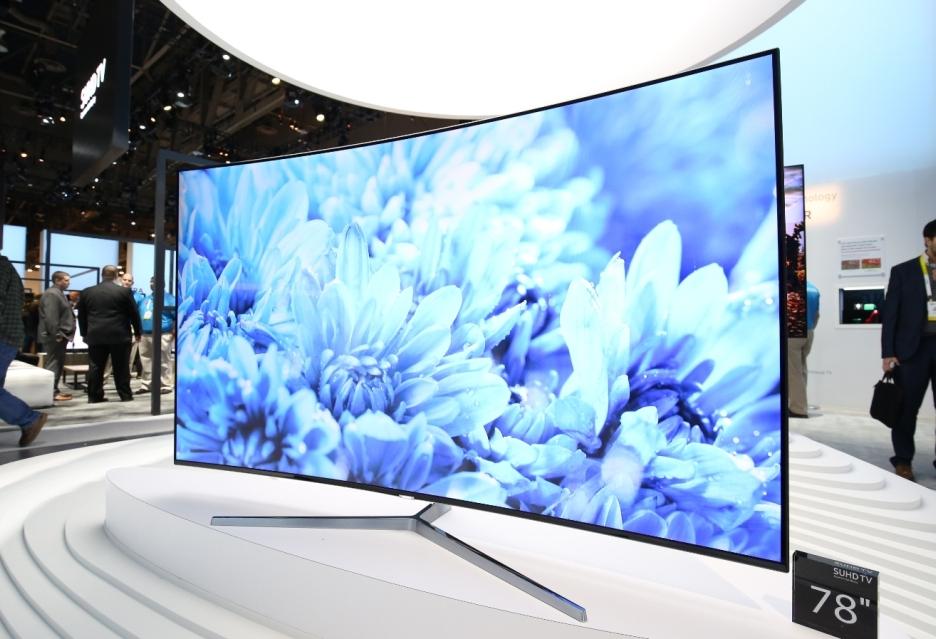 Samsung отмечает рост популярности Smart TV в России и других странах