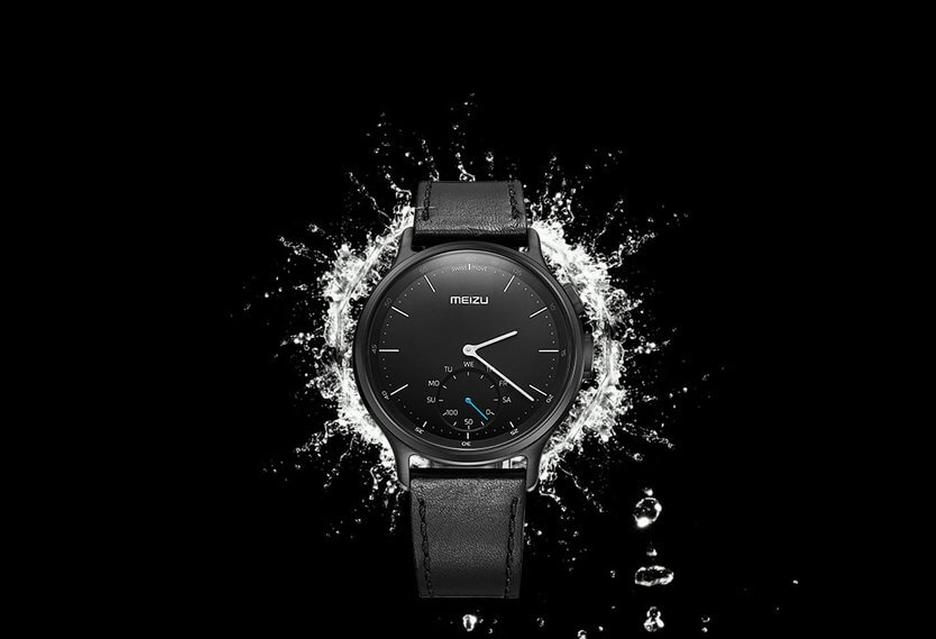 Meizu представили первые смарт-часы Mix