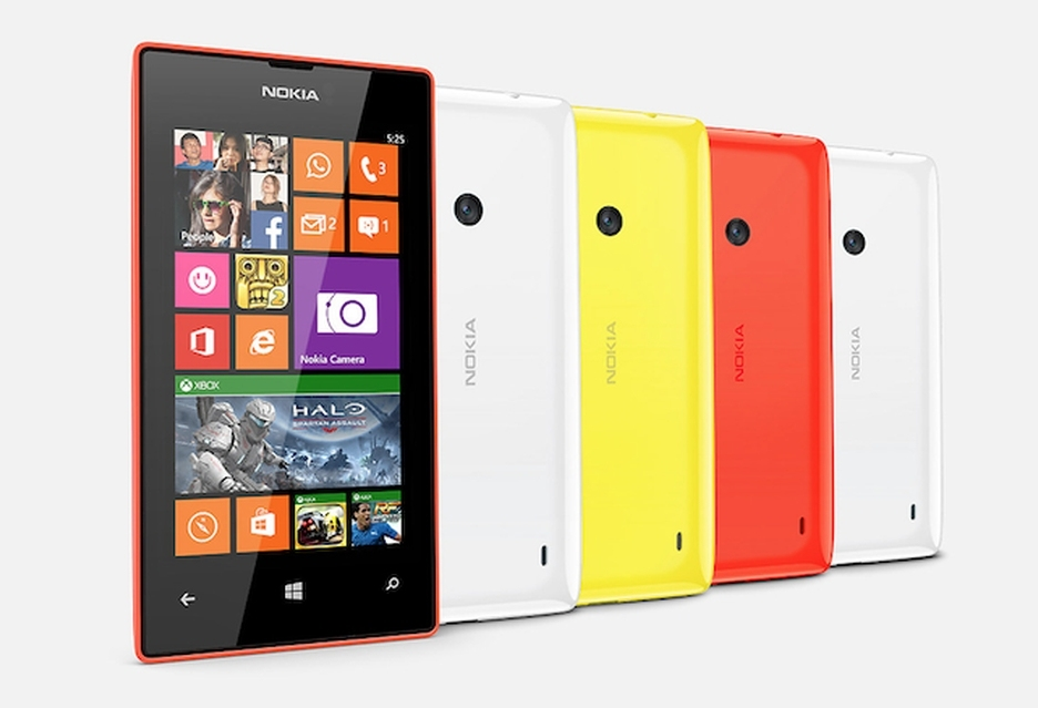 Энтузиаст установил на Nokia 525 систему Android 6.0