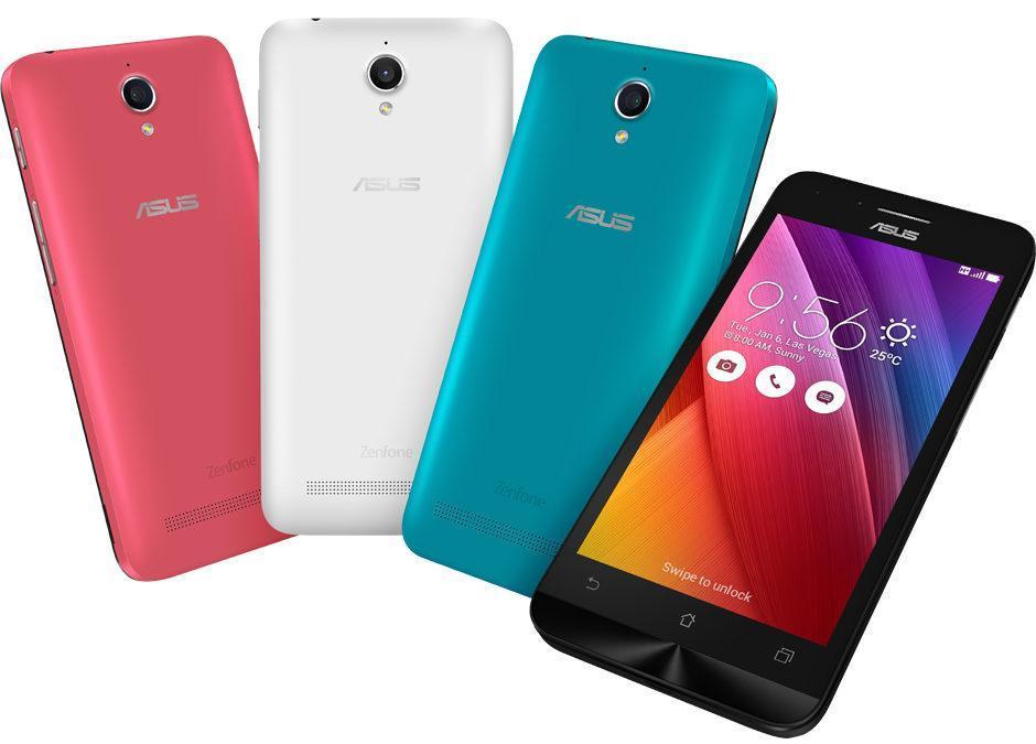 Asus Zenfone GO ZB452KG прошивка