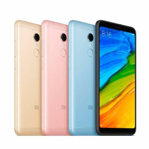 Xiaomi Redmi 5 прошивка