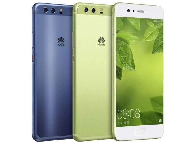 Huawei P10 прошивка