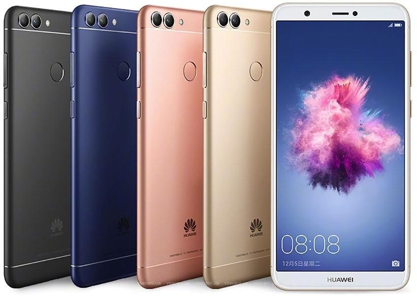 Huawei P Smart прошивка