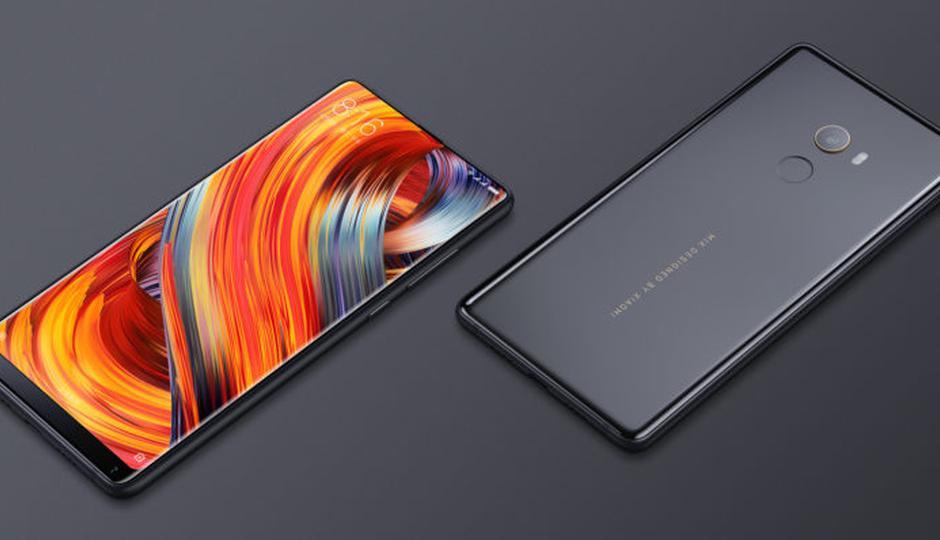 Xiaomi Mi Mix 2S прошивка