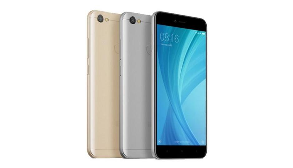Xiaomi Redmi Y1 прошивка