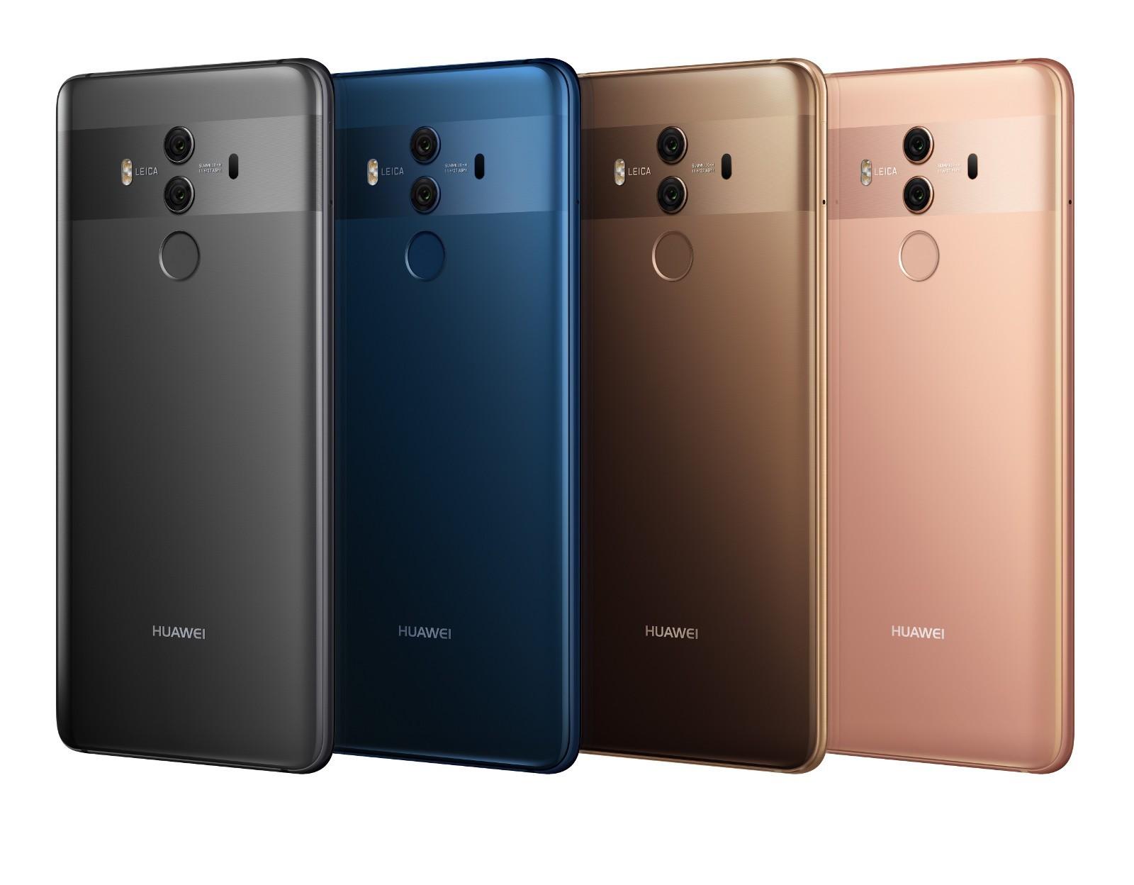 Huawei Mate 10 Pro прошивка
