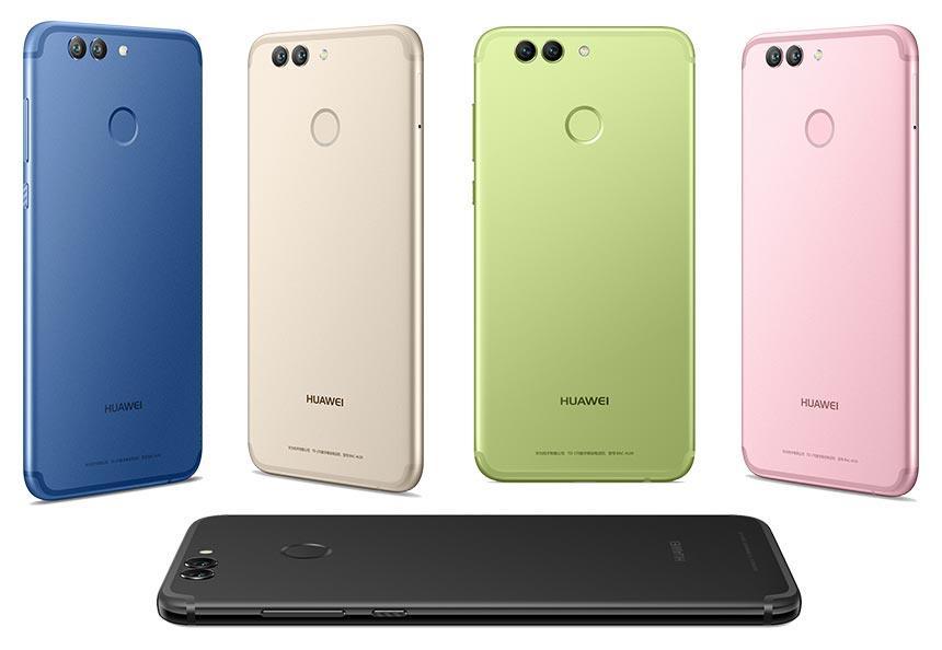 Huawei Nova 2 Plus прошивка