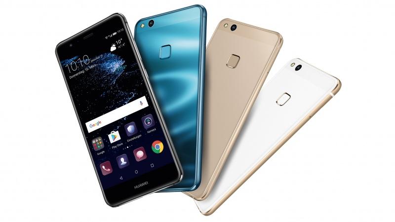 Huawei P10 Lite прошивка