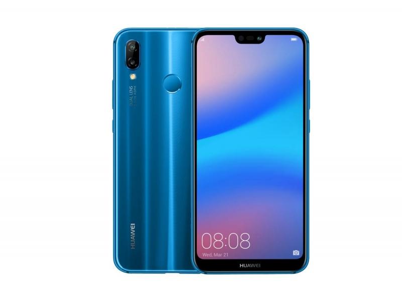 Huawei p20 lite прошивка