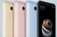 Xiaomi Redmi Note 5 прошивка